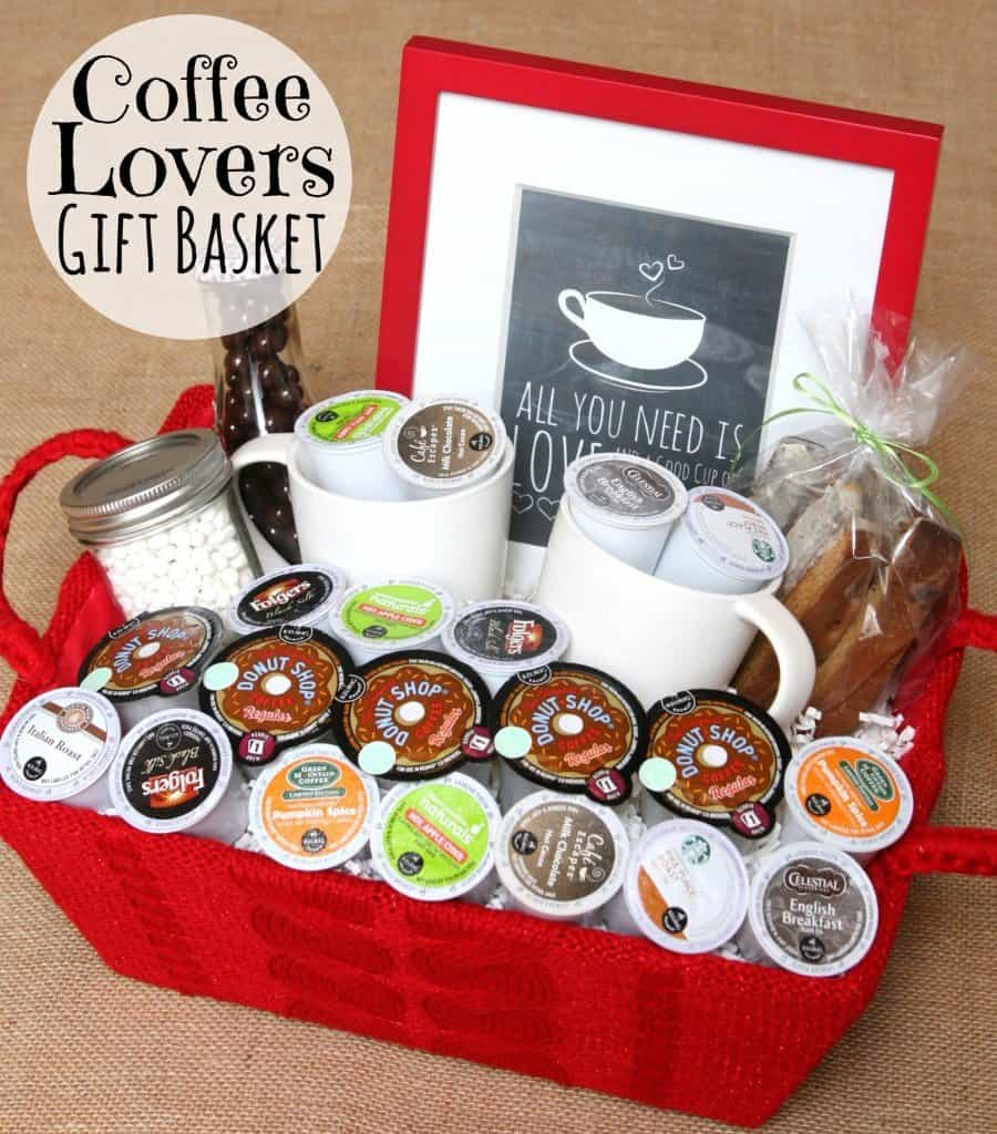 coffee-lovers-gift-basket