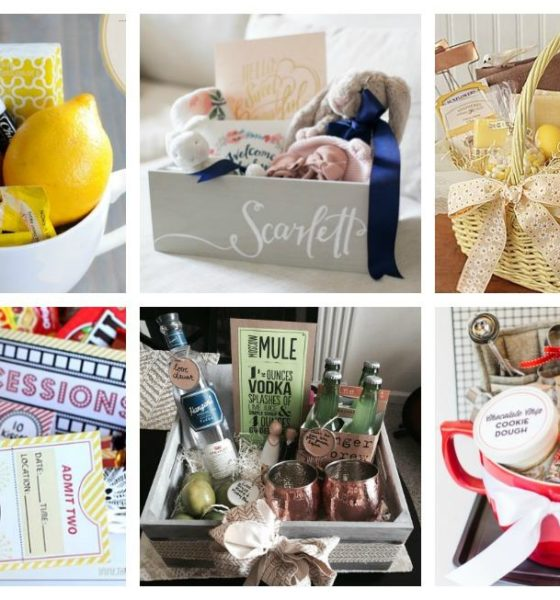 The Best DIY Gift Baskets to Make for Every Occasion