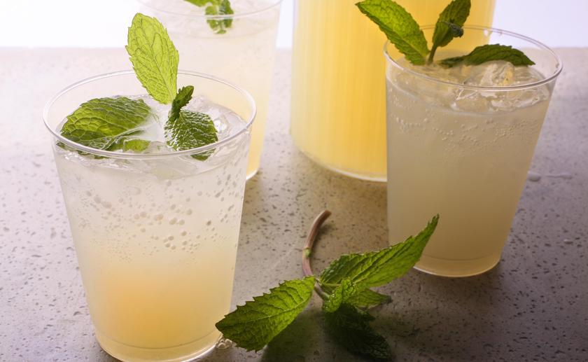 Ginger-mojito. A party isn't a party without some crowd pleasing cocktails. Save your sanity at your next party by having a few of these make-ahead big batch cocktails mixed and ready to serve. Click here to check out these delicious big batch cocktail recipes now.