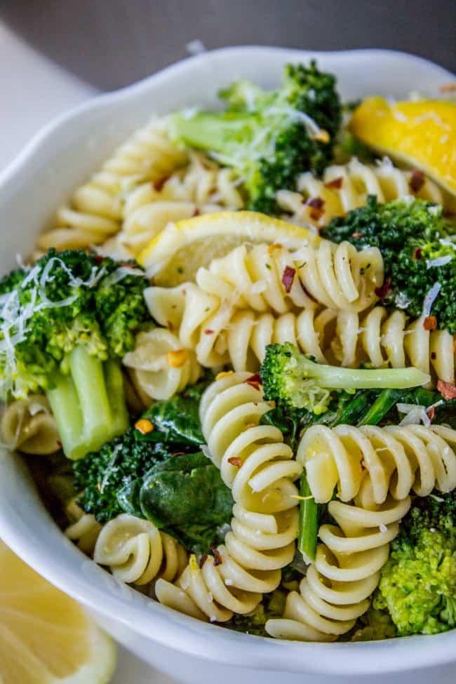 lemon-brocolli-pasta