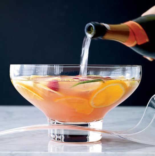 Parker-punch. A party isn't a party without some crowd pleasing cocktails. Save your sanity at your next party by having a few of these make-ahead big batch cocktails mixed and ready to serve. Click here to check out these delicious big batch cocktail recipes now.