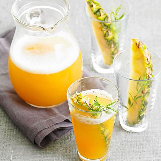 Porcupine punch. A party isn't a party without some crowd pleasing cocktails. Save your sanity at your next party by having a few of these make-ahead big batch cocktails mixed and ready to serve. Click here to check out these delicious big batch cocktail recipes now.