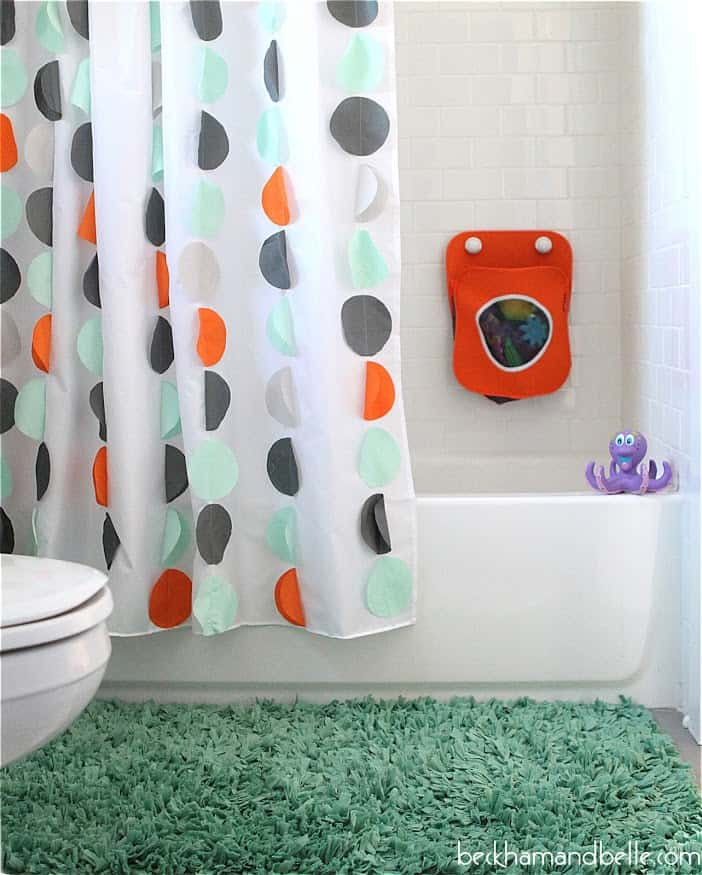 diy-shower-curtain