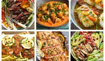 18 Easy Weeknight Paleo Dinners That Everyone Will Love