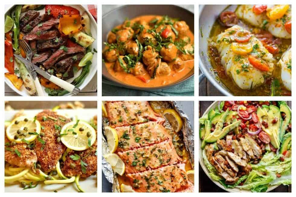 Are you starting out on the Paleo diet and looking for meal ideas? Check out this amazing round up of 18 easy weeknight Paleo dinners that everyone will love!