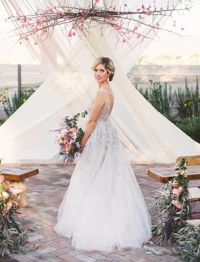 flower-branches-wedding-ceremony-backdrop-idea