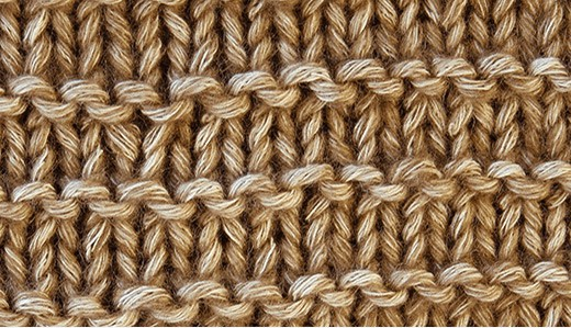 purl-ridge-stitch