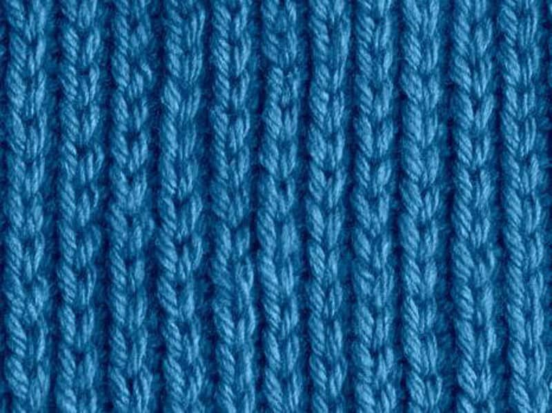 Knitting Rib Stitching : Easy knitting stitches you can use for any project