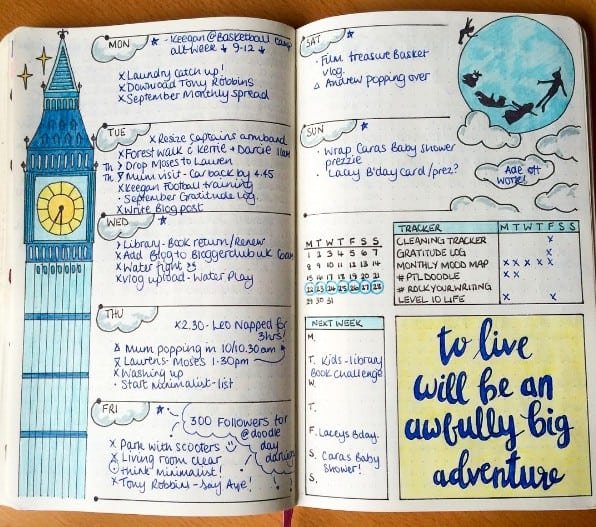 12 Amazing Bullet Journal Tips for Beginners - Ideal Me
