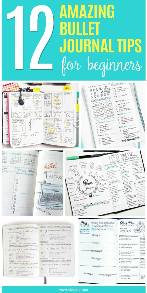Have you heard of a bullet journal? If not, you're missing out on one of the hottest productivity and planning trends around. Here's a round-up of some of the best tips we've found for bullet journal beginners.