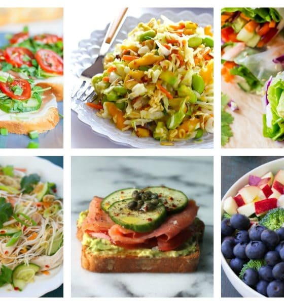 Feed a Crowd Without Cooking – 14 No-Cook Recipes