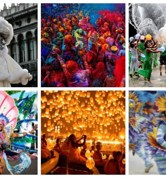 Top 20 World's Most Incredible Festivals to Experience in your Lifetime