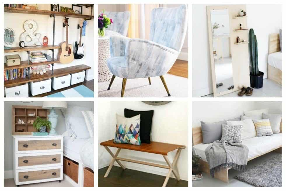 15 Stylish DIY Bedroom Furniture Ideas to Update and Refresh Your ...