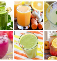 12 Post-Holiday Cleansing Drinks to Start the Year Off Right