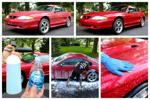 The Ultimate Guide to Super Cleaning Your Car Like a Pro - super cleaning your car will help your car look amazing and preserve your vehicle's resale value. Click for tons of fantastic car washing tips and tricks.