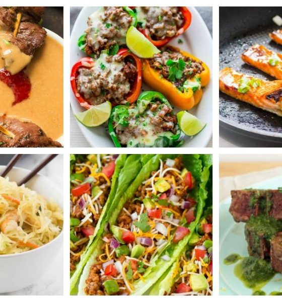 20 Easy Weeknight Ketogenic Dinners That Everyone Will Love