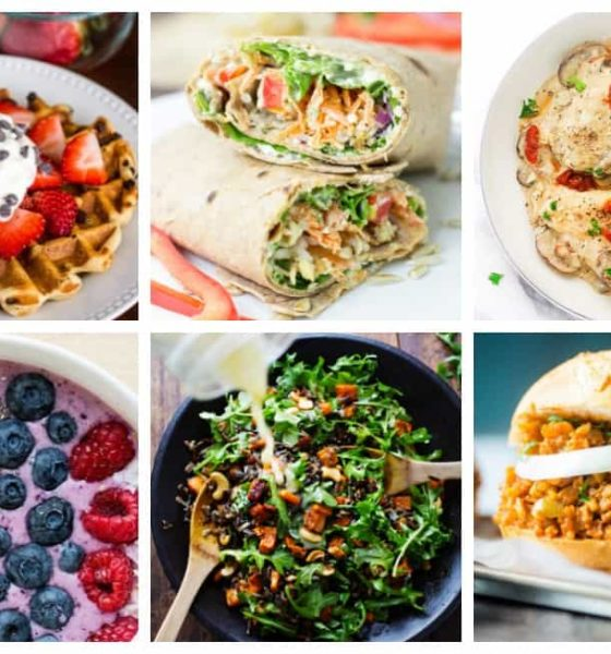 21 300-Calorie Meals You Can Make In Under 30 Minutes