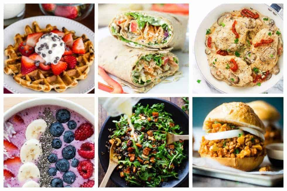 300-calorie meals you can make in under 30 minutes - we've found 21 quick, healthy and tasty meals that won't sabotage your waistline.