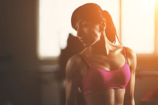Focusing on developing your chest helps to achieve muscular symmetry. This is important as you don't want lagging body parts. Aesthetically, chest workouts help to burn excess fat and firm up the upper body.