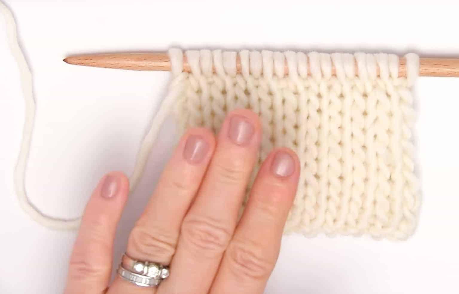 Knitting Stitch Like A Knot Crossword : Top 20 Video Tutorials of Some of the Most Popular Knitting Stitches - Ideal Me