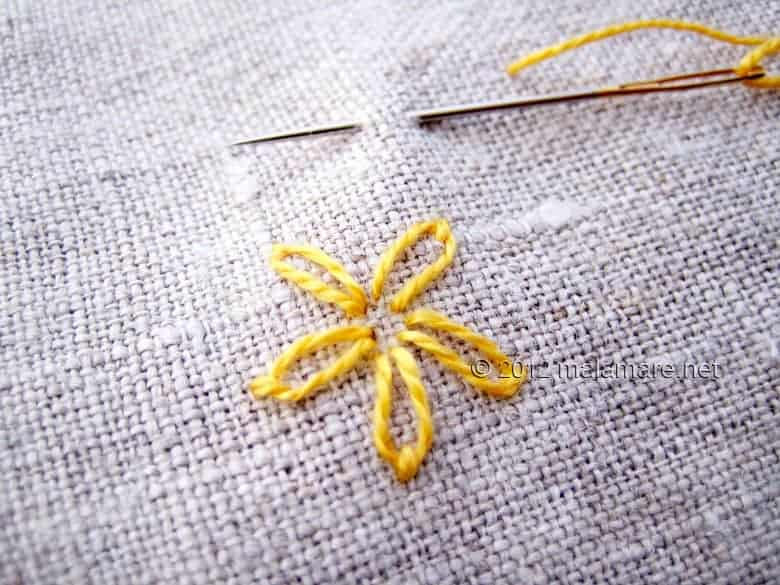 Easy embroidery stitches every embroiderer should