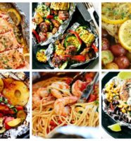 17 Oven-Baked Foil Packet Recipes To Make For Dinner Tonight