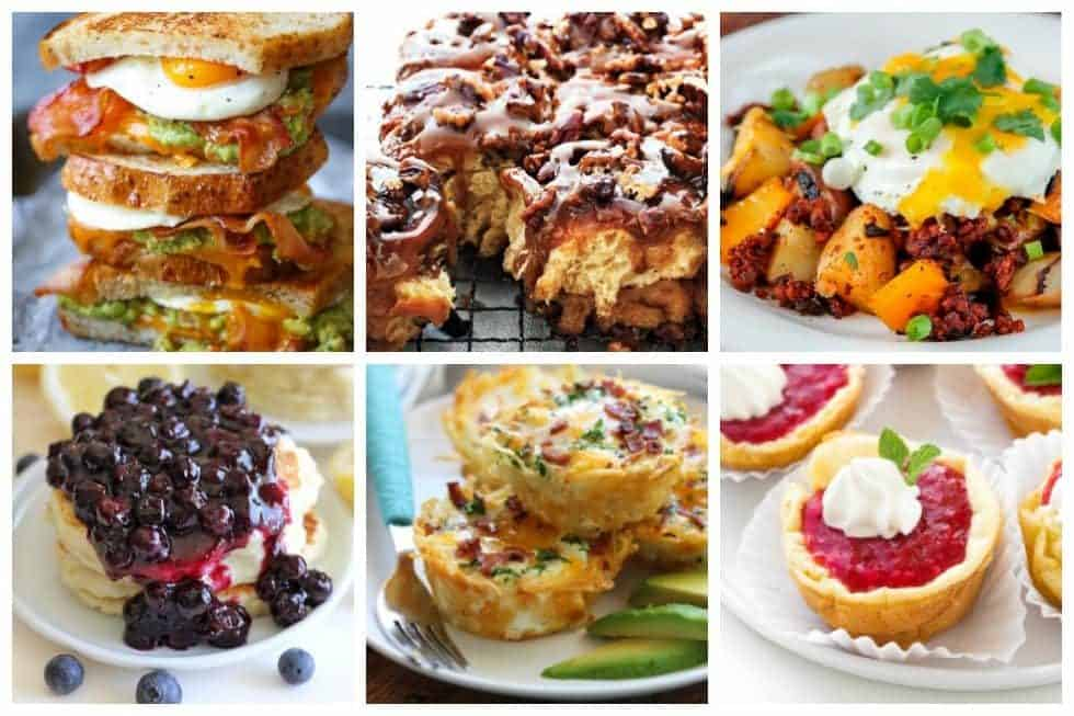 Grab a pen and start preparing your Mother's Day brunch now. You'll be sure find one (or two) of these 32 Mother's Day brunch recipes that is sure to impress your Mom.