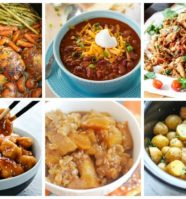 Top 25 Crock-Pot Recipes on Pinterest