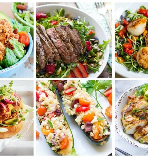 22 Healthy Meals Ready in 30-Minutes or Less