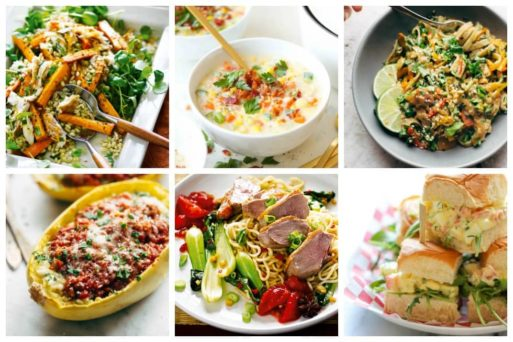 Check out these 20 healthy meals that are perfect for one person. Soon you'll be an expert at cooking for one and you'll never look at a frozen pizza again.