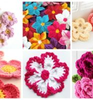 15 Easy Crochet Flowers You'll Want to Make for Your Next Project
