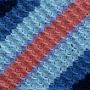 c2c crochet graphgan square