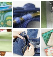 13 Steps To Learn How To Sew A Zipper