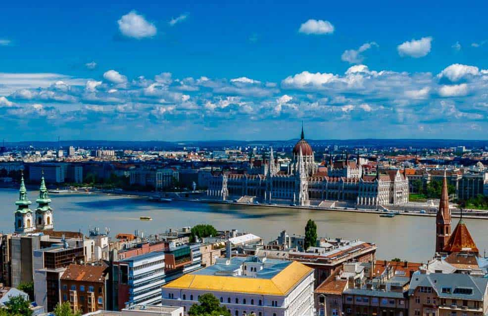 Budapest, Hungary - unconventional European cities