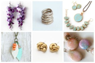 These are clay polymer jewelry projects that are not only easy to make, but can be gorgeous pieces you can actually wear and even gift to others.