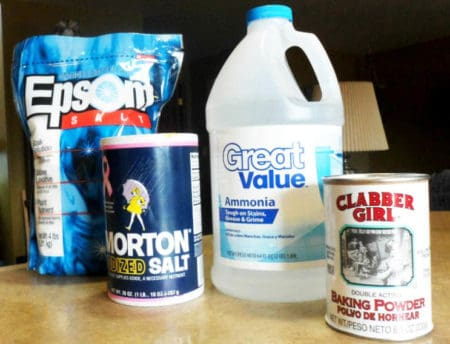 DIY epsom salt fertilizer