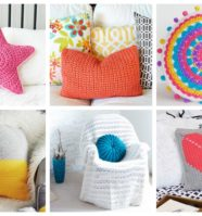 20 Crochet Pillow Patterns That Anyone Can Make