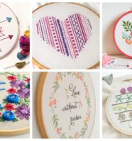 15 Easy Hand Embroidery Patterns Perfect for Gift Giving