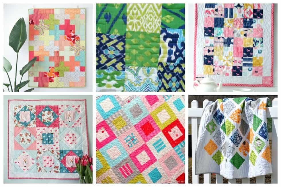 There are hundreds of quilting patterns but we've found these 18 free quilt block patterns to help inspire you. These patterns are perfect for new quilters as well as the more experienced quilters who are looking to whip up a gorgeous quilt.