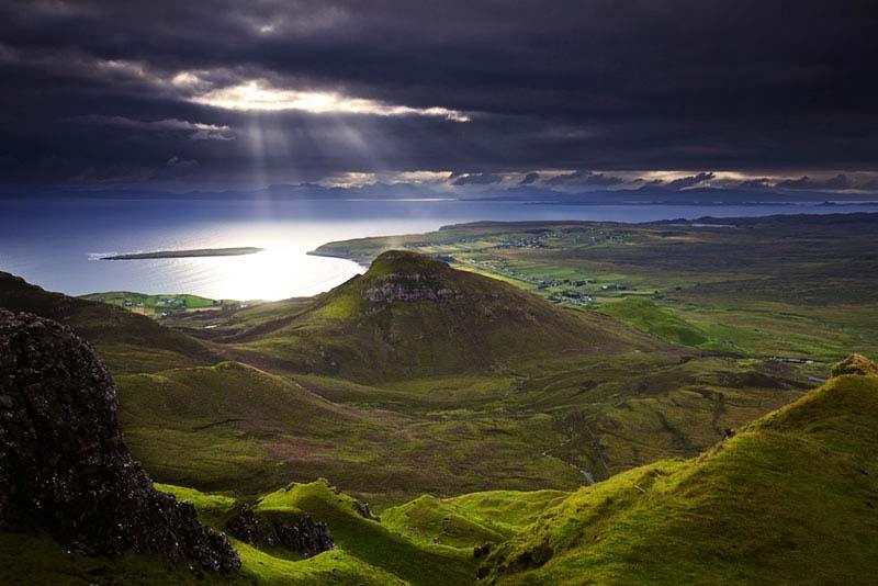 Isle of Skye - unconventional European cities