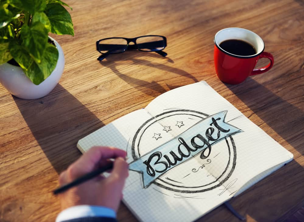 budgeting to get out of debt