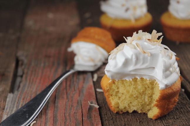 Coconut Flour Cupcakes Gluten Free Cake