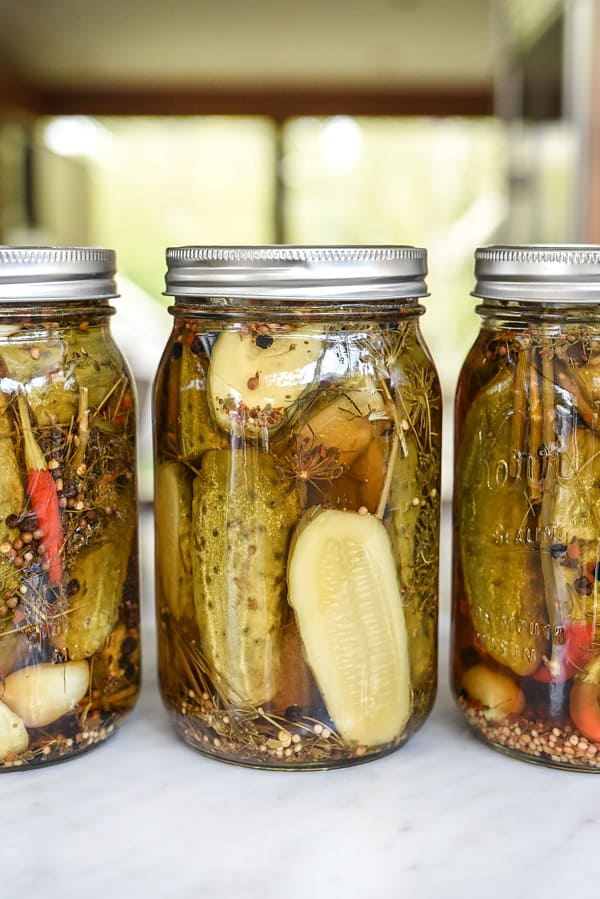 Can Dogs Eat Garlic Pickles