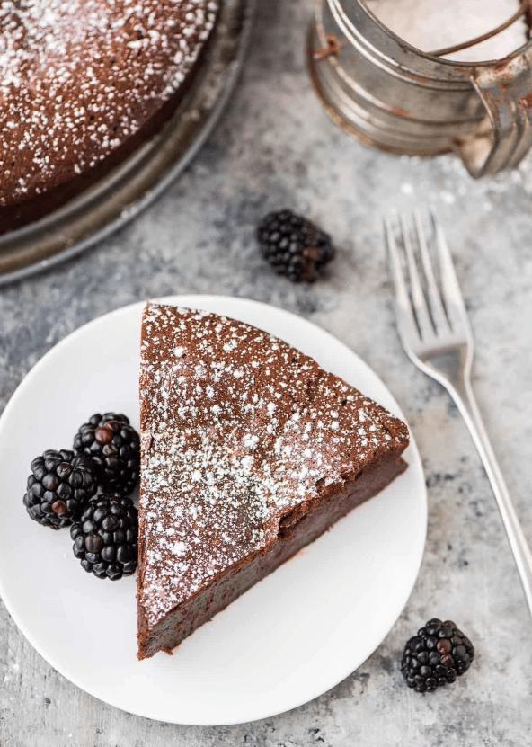 Flourless Chocolate Torte Gluten Free Cake