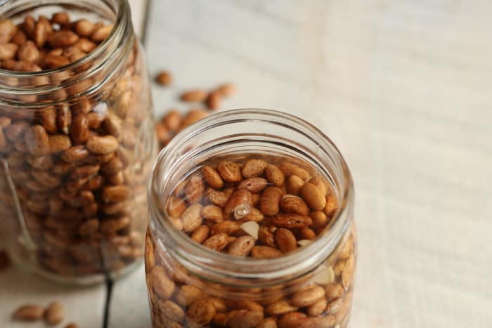 Canning Dry Beans - recipes for canning beans
