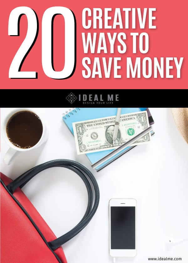 20 creative ways to save money ideal me for Save money building a house