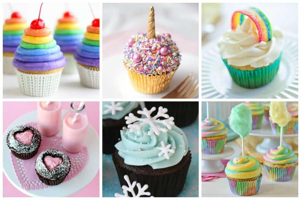 20 Easy and Fun Ideas for Decorating Cupcakes - Ideal Me
