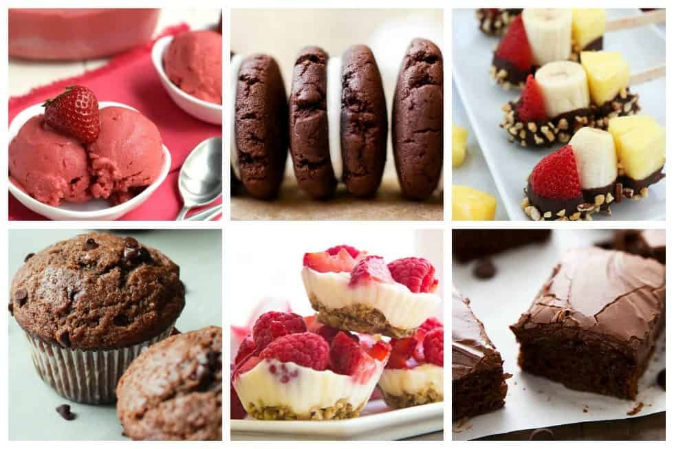 Here are the 18 easy healthy desserts that curb your cravings.