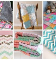 15 Easy Rag Quilts that Are Perfect for Newbie Quilters