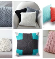 20 Cute Pillow Patterns You Can Knit Up This Weekend